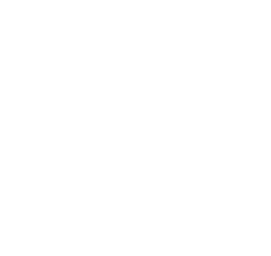White Zcash Blossom vertical logo