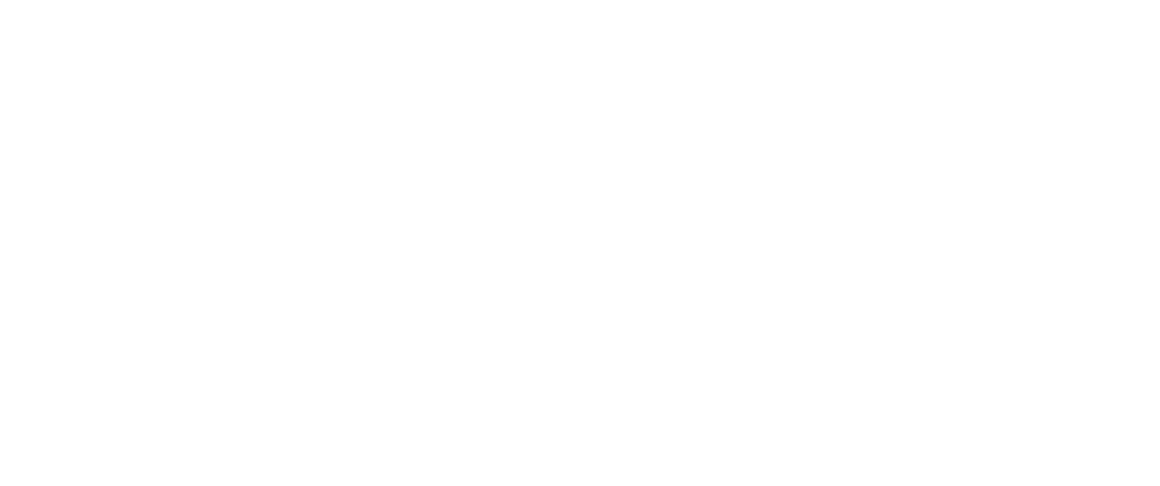 White horizontal Zcash logo